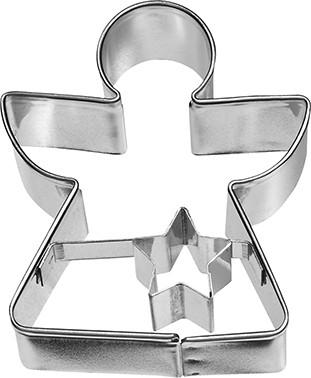 Geometrischer Engel Birkmann Ausstechform