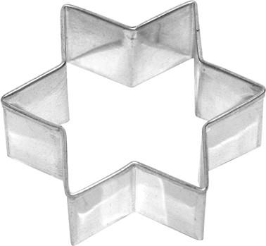 Stern Birkmann Ausstechform 4 cm