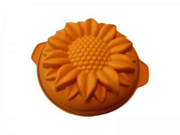 Sonnenblume Backform