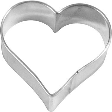 Herz Birkmann Ausstechform 4,5 cm