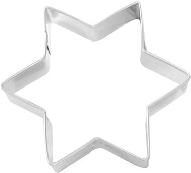 Stern Birkmann Ausstechform 9 cm