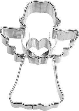 Engel mit Herz Birkmann Ausstechform