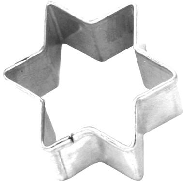 Stern Mini Birkmann Ausstechform 2,5 cm