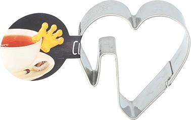 Tassenkeks Herz Birkmann Ausstechform 5cm