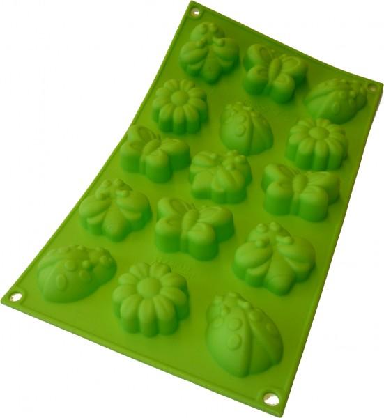 Frühling Käfer 15er Muffinform