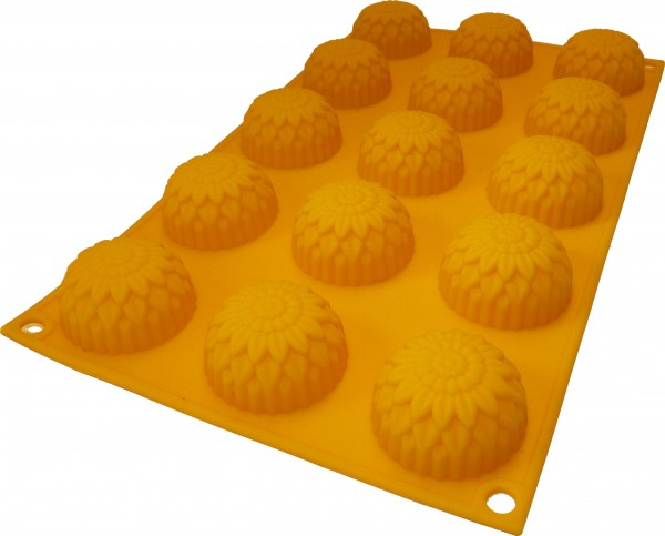 Dahlie 15er Muffinform