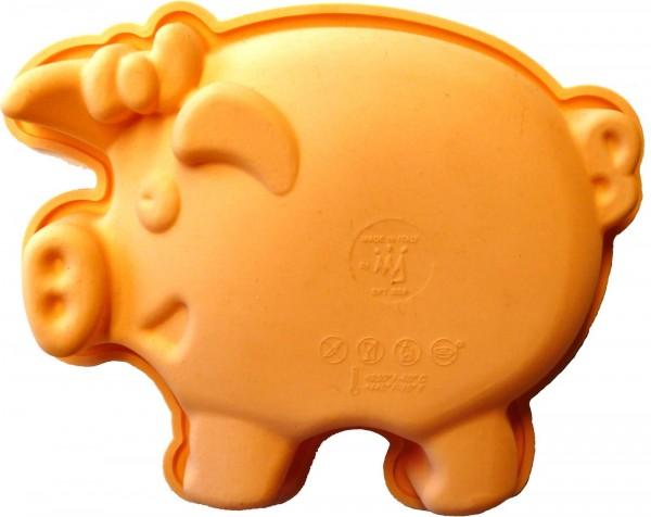 Schwein Mini Backform